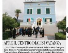 Il Secolo XIX – Savona – 07 aprile 2013
