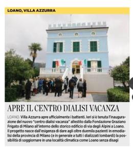 Il Secolo XIX   Savona   07-04-2013