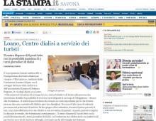 La Stampa – 05 aprile 2013