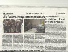 Il Notiziario – 13 aprile 2013